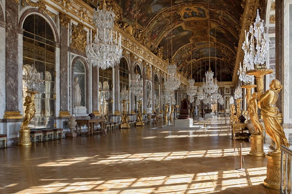 Galería del Palacio de Versalles