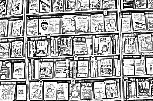 Alabama Bookstore, la libreria que solo vende libros firmados