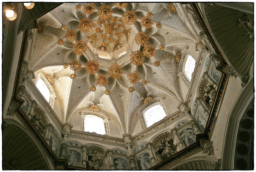 Cúpula de la Catedral de Tarazona