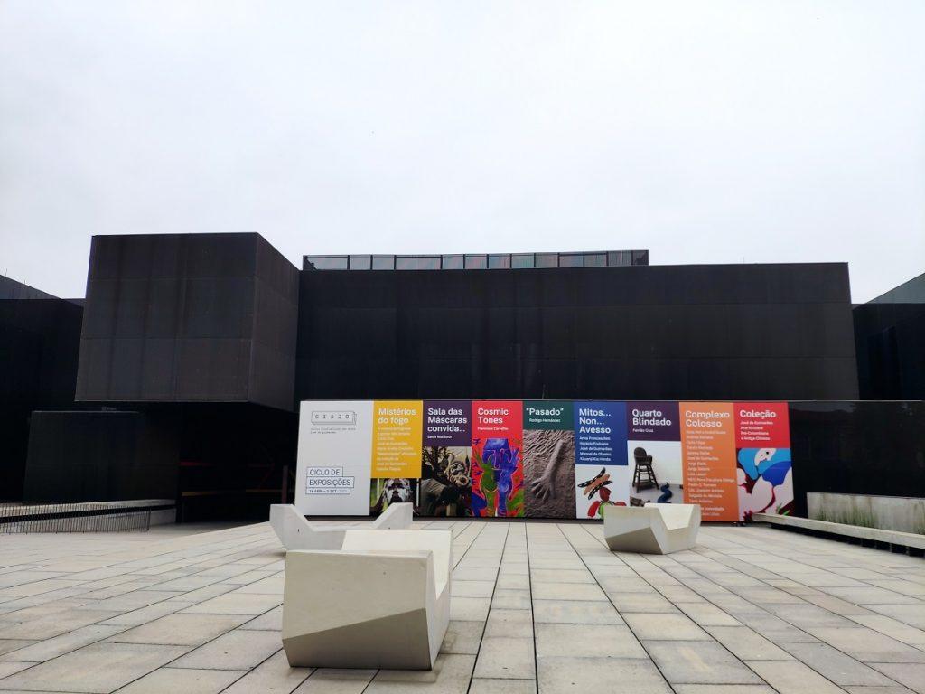 CIAJG - Centro Internacional de las Artes José de Guimarães